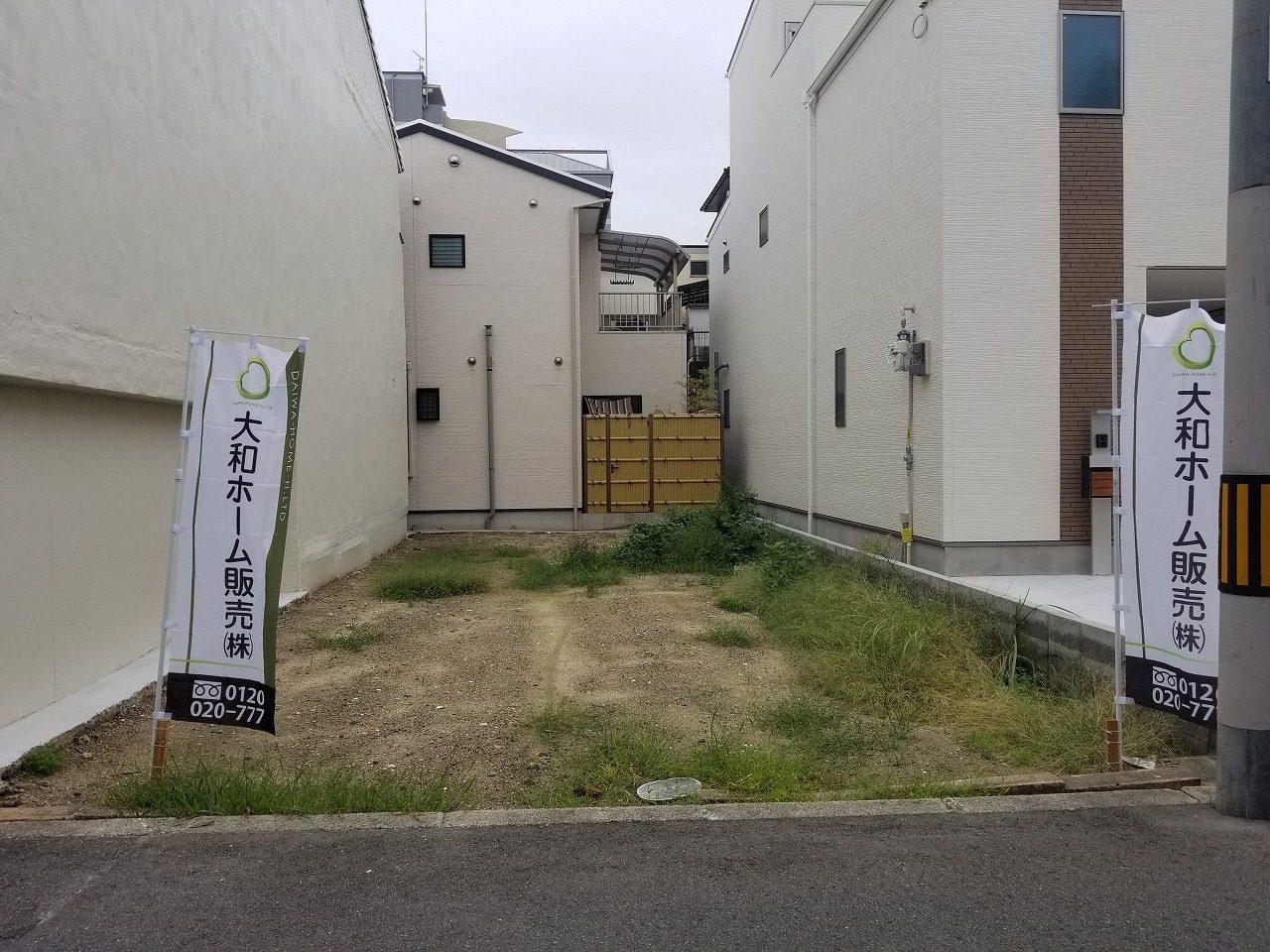 現地写真 阿倍野元町