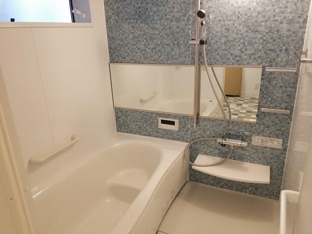 ル・メイユール他物件施工例(浴室)