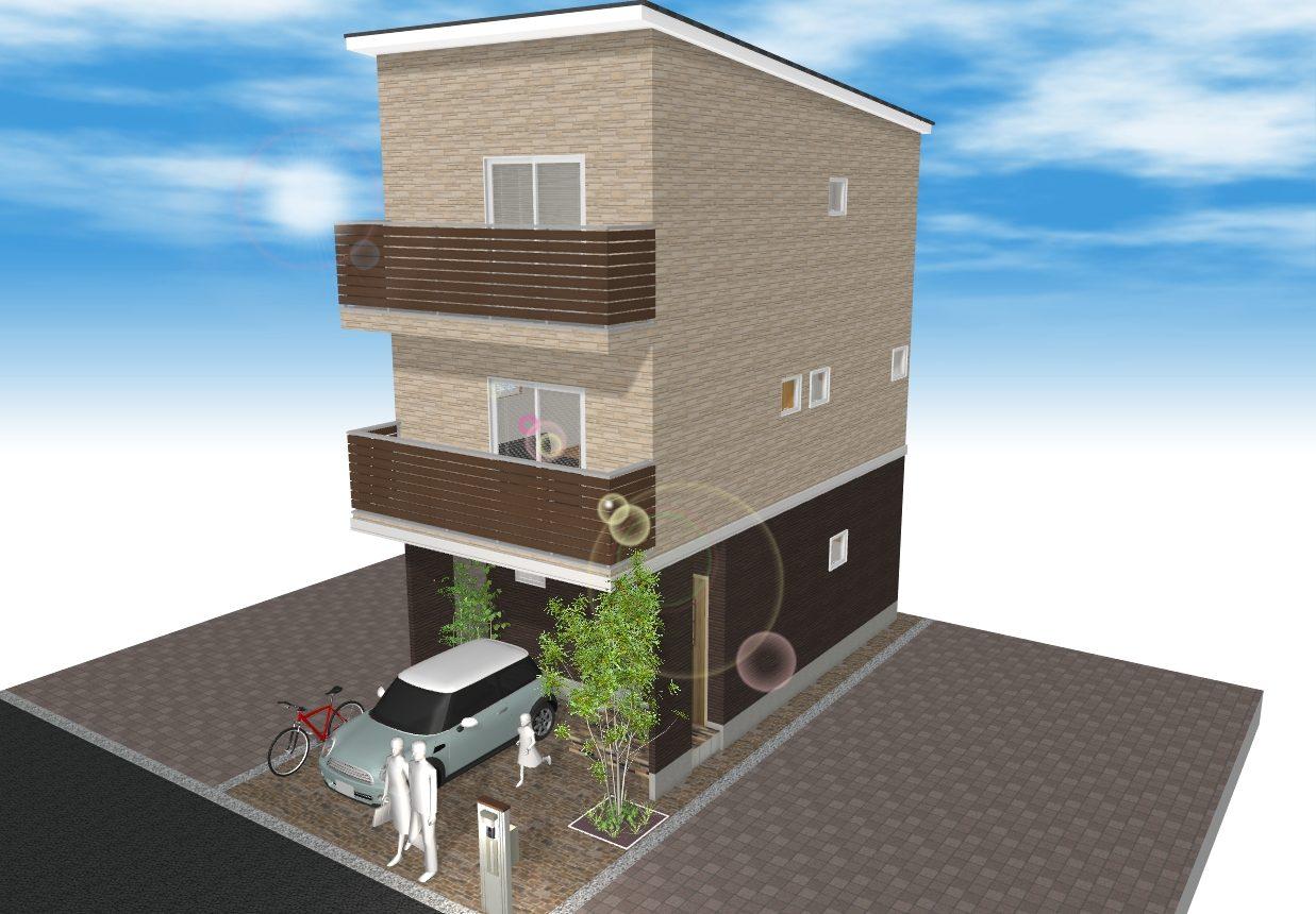 建物プランA例